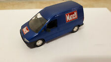 Miniature Peugeot Expert Paris Match Solido n°15