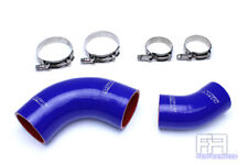 HPS Silicone Intercooler Hose For 07-13 Mazdaspeed3 Mazdaspeed 3 2.3L Turbo Blue