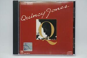 Quincy Jones - The Best CD Album