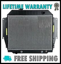1333 New Radiator For Ford E-100 E-150 E-250 E-350 Econoline 75-91 5.0 5.8 V8