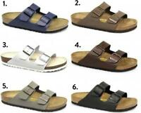 Birkenstock ARIZONA Mens Womens Unisex Birko-Flor Casual Summer Beach Sandals