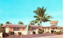 FLORIDA, HOLLYWOOD YONDERS MOTEL N. FEDERAL HWY US 1 ADV  (FL-H)