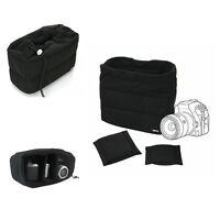 Shockproof Camera Bag Partition Padding Case Lens DSLR SLR Insert Protection Bag