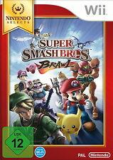 Super Smash Bros. Brawl -- Nintendo Selects (Nintendo Wii, 2013, DVD-Box)