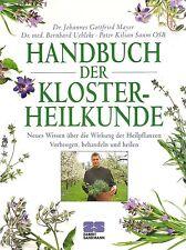 Handbuch der Klosterheilkunde  gebunden Mayer Uehleke