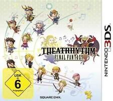 Nintendo 3ds juego *** Theatrhythm Final Fantasy *** nuevo * New