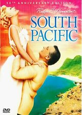 "NEW DVD "" South Pacific "" Rossano Brazzi, Mitzi Gaynor"