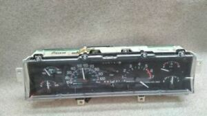 Speedometer Instrument Cluster 16161134 Fits 93-94 BUICK LESABRE F145-168555