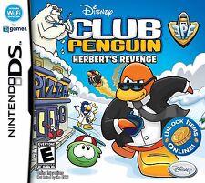 CLUB PENGUIN: HERBERT'S REVENGE DS