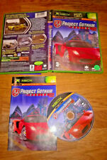 Project Gotham Racing 2 VF 1 édition [Complet] Xbox 1er génération