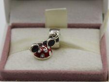 AUTHENTIC PANDORA Minnie Mouse ''Minnie Ear Hat''P/E 7501057370327P  #497