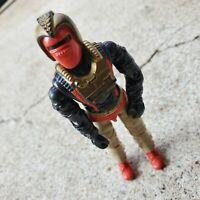 Vintage GI Joe Figure 1988 Cobra Ferret Demon Driver