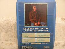 DELBERT MCCLINTON VICTIM OF LIFES CIRCUMSTANCES 8 track  (071116BBY-A102)