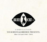 BLUE CAT LABEL  REGGAE & ROOTS REVIVAL MIX CD