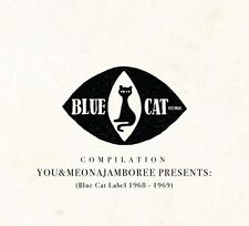 BLUE CAT LABEL  REGGAE & ROOTS REVIVAL MIX CD