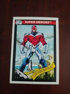 1990 Impel Marvel Universe Trading Card Set Series 1 I You Pick Finish Your Set
