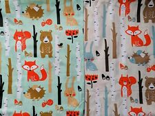100% Natural Reusable Beeswax Food wrap -Forest Animals