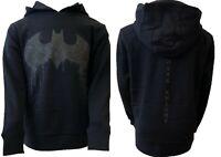 Boys Girls Kids Children Batman Hoodie Hoody Sweatshirt Top Jumper 3-12 Years