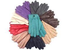 Gants et moufles poignet en cuir pour femme