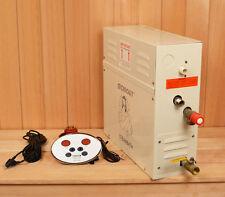 6KW Steam Generator Sauna Bath & Home SPA Steam Generator 220V