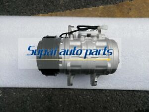AC A/C Compressor 10PA15E 047100-9750 for Porsche 924 S 944 968
