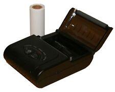 Tragbar BLUETOOTH Bondrucker 80mm Rechnungsdrucker Gürteldrucker RS-232, USB