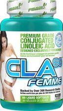 AllMax Nutrition - CLA 80 Femme for Women 1000 mg. - 60 Softgels