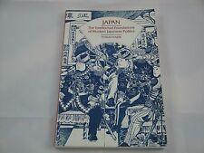 Japan The Intellectual Foundations of Modern Japanese Politics by Tetsuo Najita