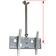 LED LCD Plasma TV Ceiling Mount 40 42 43 46 47 48 50 55 60 65 70 Tilt Swivel bj5