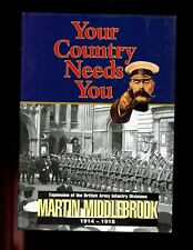 YOUR COUNTRY NEEDS YOU!: Expansion of  British Army Infantry Divisions 1914-18