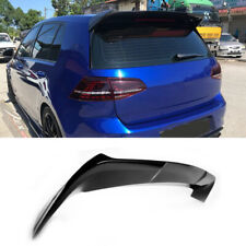 golf7 MK7 Trunk Roof Spoiler for Volkswagen VW Golf 7 Gti R Osir Style 2014-2019