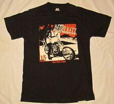 DADDY KATZ KUSTOM KULTURE Dayton Ohio Mens T Shirt M MEDIUM Black Motorcycle