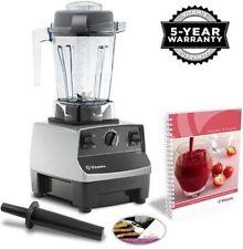 Blender Food Mixer Vitamix Aspire Platinum Black 5 Year Warranty Brand New