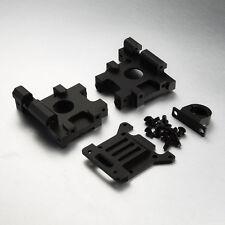 CNC Aluminum Differential Bulkheads Mount for Redcat Terremoto V2 1/8 Scale 1220