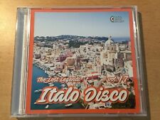 CD ITALO DISCO-The Lost Legends vol.17 (Limousine Edition: ONLY 100 copies worldwide