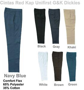 Used Uniform Work Pants Industrial Lightweight Cintas Redkap G&K Dickies & more