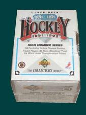 Upper Deck Box Original Modern (1970-Now) Hockey Cards