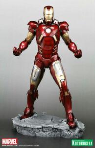 Iron Man Marvel Movie AVENGER Mark VII Pre-Paint Model Kit 1/6 Scale kotobukiya