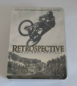 The Retrospective Red Bull Rampage 5 Dvd Limited Tin Box Set New Sealed