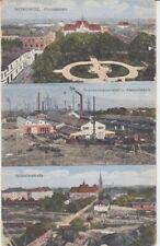Ansichtskarte Tschechoslowakei  Witkowitz  Fabriken etc.