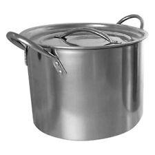 Buckingham Stainless Steel Stock Pot 23 Cm Capacity 8 Litres