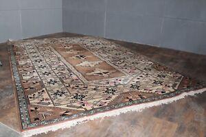 Großer ORIENT-TEPPICH AUS WOLLE MILAS Carpet 304 X 203 Traumstück