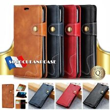 Coque housse Cuir Premium Qualité Leather Case Cover HUAWEI (All models) + Film