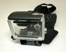 GoPro HERO 6 5 4 3+ 3 Elastic Adjustable Head Strap Mount Belt Headband Genuine