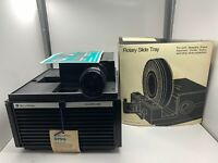Bell & Howell Slide Cube System Projector 965Q