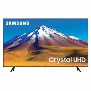 "Samsung UE75TU7020 75"" HDR Smart 4K TV - Black (UE75TU7020KXXU)"