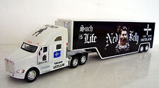 KENWORTH Diecast T Series Truck Trailer 1:66 Scale Ned Kelly Custom Graphics