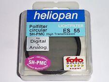 Heliopan  Polfilter circular  SH-PMC    55mm -   auch für Leica  E55