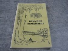 Heather Bennett - Renmark Remembers - Local History booklet