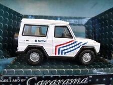 1/43  Cararama Mercedes G class  Police